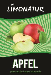 Apfel-Fruchtsaftgetränk