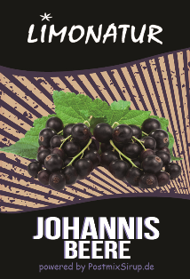 Johannisbeere-Fruchtsaftgetränk
