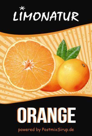 Orange-Fruchtsaftgetränk